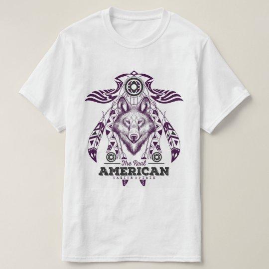 Camiseta American Native