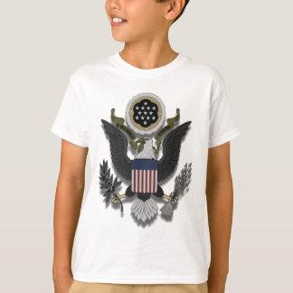 Camiseta Americano Eagle E Pluribus Unum