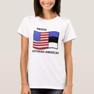 Camiseta Americano estónio