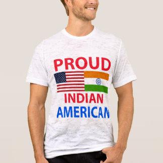 Camiseta Americano indiano orgulhoso
