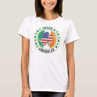 Camiseta Americano irlandês
