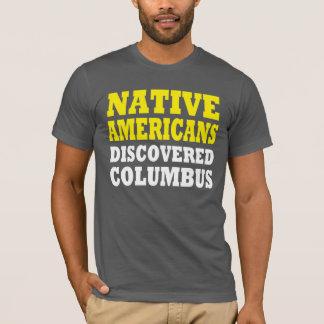 Camiseta Americano nativo