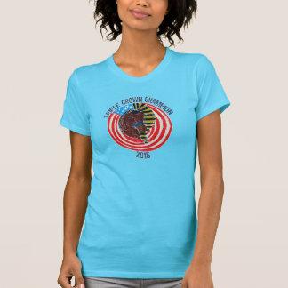 Camiseta Americano Pharoah 2015 do campeão do Triple Crown