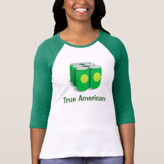 Camiseta Americano verdadeiro