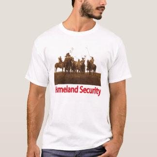 Camiseta Americanos nativos da segurança interna