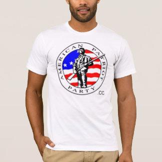 Camiseta AmericanPatriotPartyNEW200C