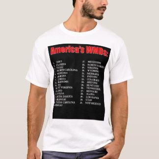 Camiseta Americas WMDs