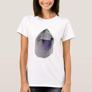 Camiseta Ametista de cristal