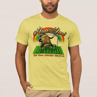 Camiseta Ami 'do Ami 'dos guerreiros de Havaí no end zone