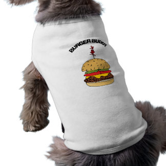 Camiseta Amigo de luxe do hamburguer do cheeseburger