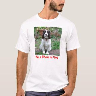 Camiseta Amigo do t-shirt de Hank