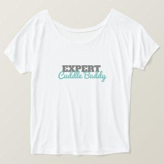 Camiseta Amigo perito do afago - o t-shirt das mulheres