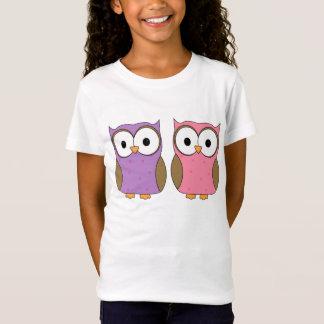 Camiseta Amigos da coruja