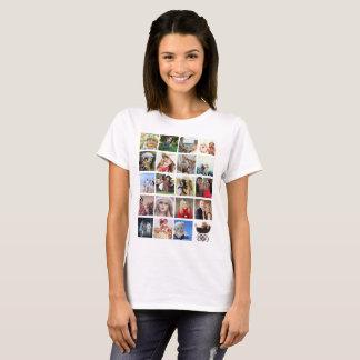 Camiseta AMIGOS da EQUIPE da CLASSE do Tshirt de Instagram