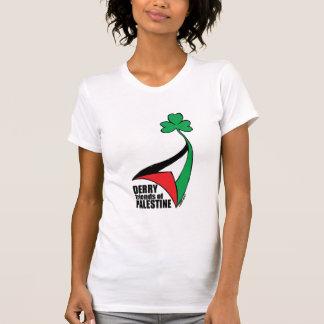 Camiseta Amigos de Derry de Palestina