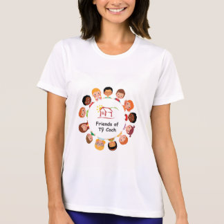Camiseta Amigos de Ty Coch