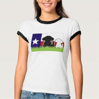 Camiseta Amigos do doodle de TDD b/w