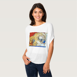 Camiseta Amigos do Macaw