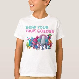 Camiseta Amigos do troll dos troll | os melhores