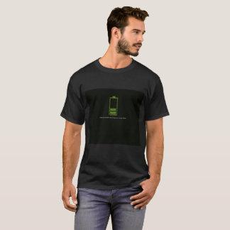 Camiseta Amigos e carregadores