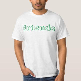 Camiseta Amigos reais 2