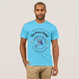Camiseta Amizade & paz