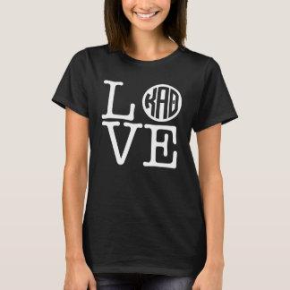 Camiseta Amor alfa da teta | do Kappa