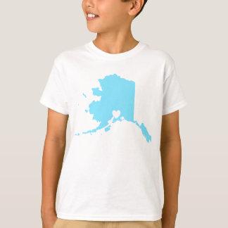 Camiseta Amor Anchorage Alaska