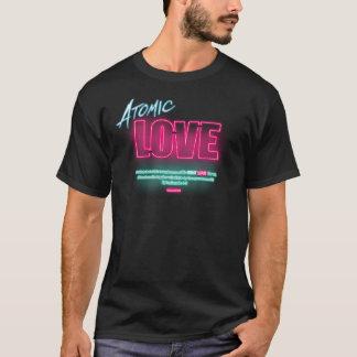 Camiseta Amor ATÔMICO - grande amor - pela benevolência