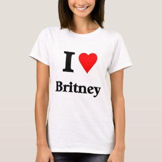Camiseta Amor Britney