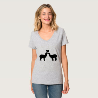 Camiseta Amor da alpaca