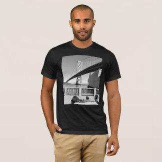 Camiseta Amor da área da baía