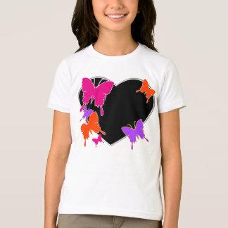Camiseta Amor da borboleta