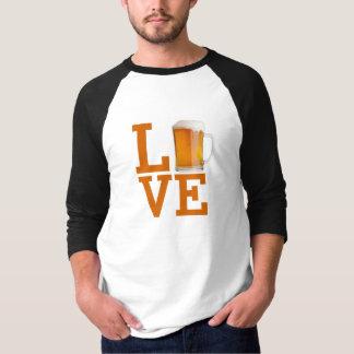 Camiseta Amor da cerveja de Oktoberfest engraçado