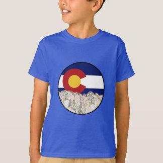 Camiseta Amor da montanha rochosa