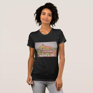 Camiseta Amor da paz de Aruba