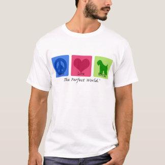 Camiseta Amor da paz Wheaten
