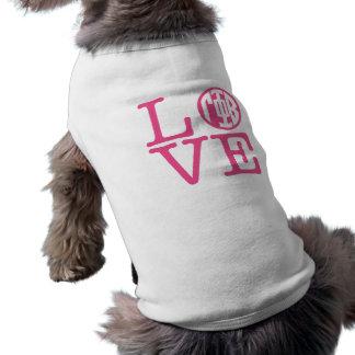 Camiseta Amor da phi da gama beta