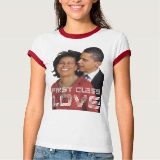Camiseta Amor da primeira classe