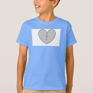 Camiseta Amor de ADHD a criança