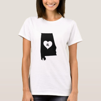 Camiseta Amor de Alabama