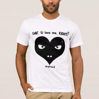 Camiseta Amor de Bae