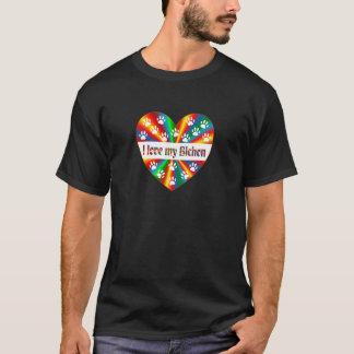 Camiseta Amor de Bichon