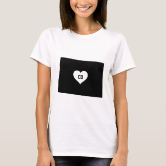 Camiseta Amor de Colorado