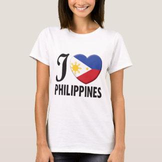 Camiseta Amor de Filipinas