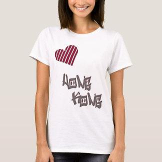 Camiseta Amor de Hong Kong