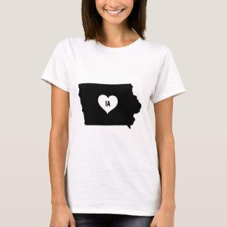 Camiseta Amor de Iowa