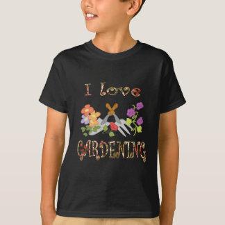 Camiseta Amor de jardinagem