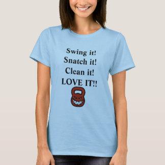 Camiseta Amor de Kbell