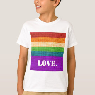 Camiseta Amor de LGBT